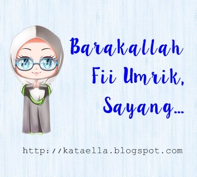 Untukmu Lelaki Hebatku! Barakallah Fii Umrik Sayang, kado milad untuk suami tercinta, kado terindah untuk suami, kado untuk suami, tumpeng lucu, cara membuat tumpeng, Ella Nurhayati, Bang Syaiha, Emak-emak blogger, one day one post, http://kataella.blogspot.com