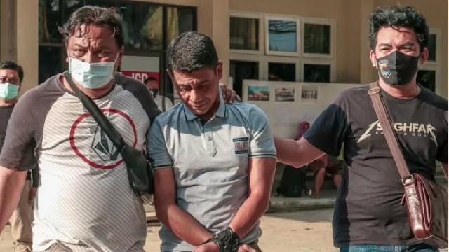 Polda NTB Tangkap Penyelundup Sabu dalam Perut