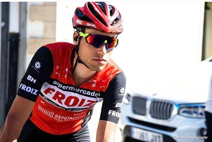ADRIÁN BARROS - Las 31 preguntas de Puro Ciclismo