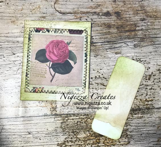 Nigezza Creates My First Junk Journal: Folded Page Pocket
