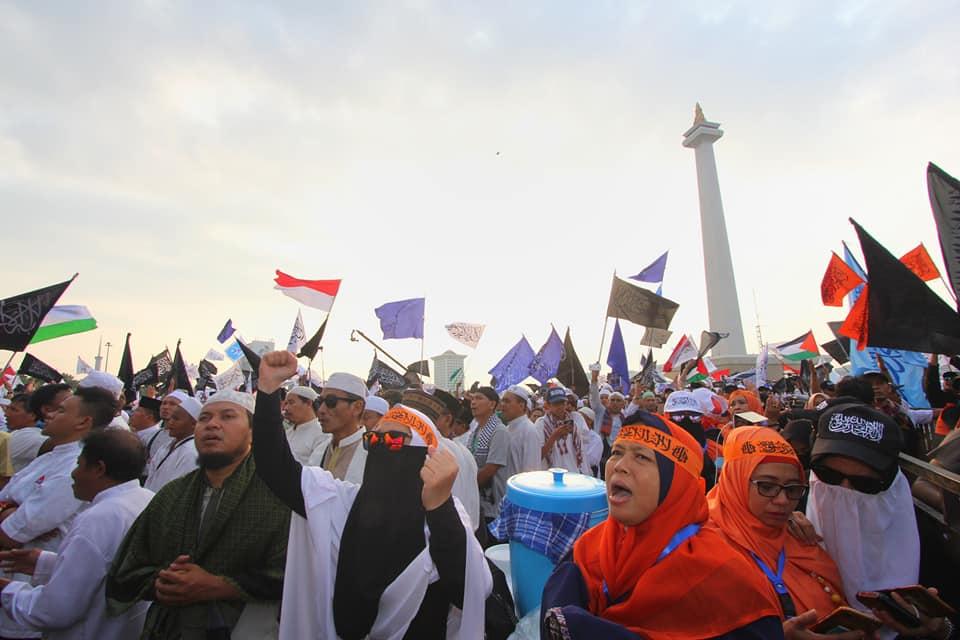 """Kasihan Kalau Jokowi Hadir, Orang-orang Teriak Prabowo Padahal Ada Jokowi"""