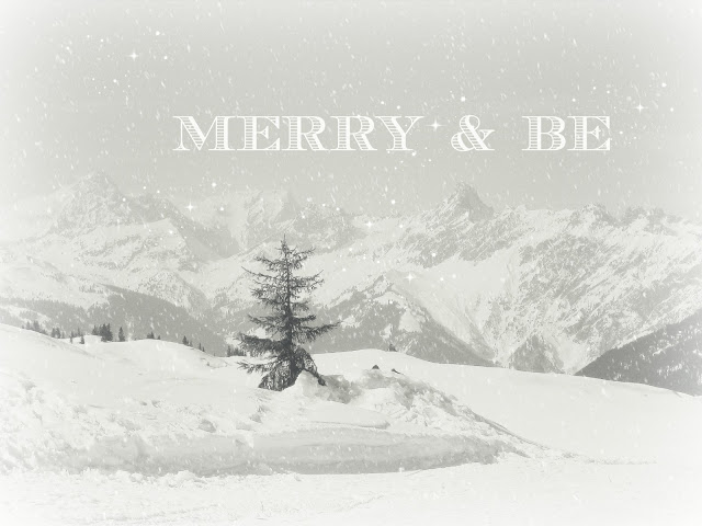 merry and be Jules kleines Freudenhaus Frau Heuberg Instagram-Week Christmas