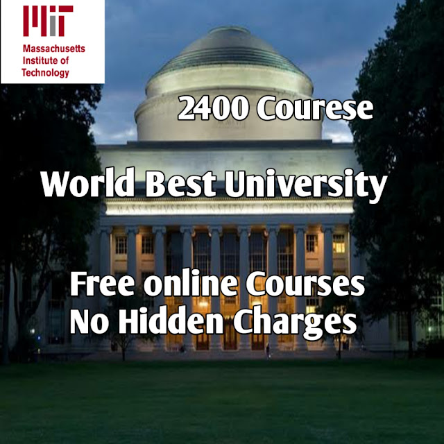 Massachusetts Institute of Technology (MIT) Free Online Courses