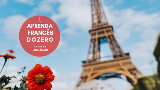 Dicas para aprender francês em casa