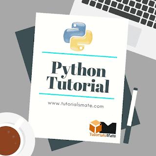 Python Tutorial - TutorialsMate