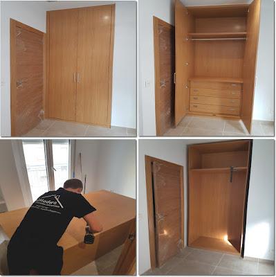 armarios a medida, instaladores de armarios,fabricante armarios,elche,alicante,santa pola,san juan
