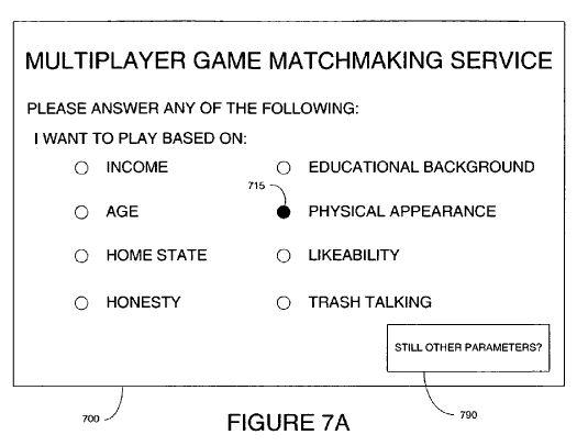 Match making methods