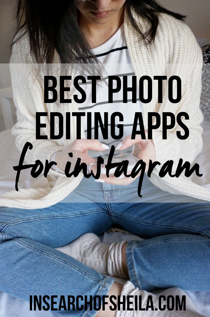 Best Photo Editing Apps for Instagram