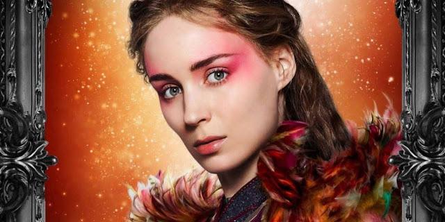 Tiger Lily ou Tigrinha, figurino Peter Pan filme 2015, maquiagem
