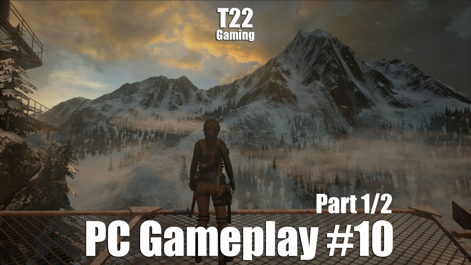 T22 Gaming Rise Of The Tomb Raider Pc Gameplay 10