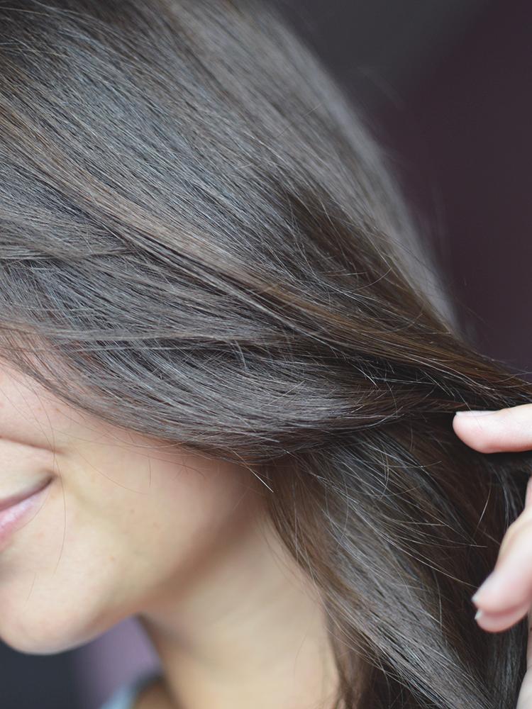ile nakładać oleju na włosy