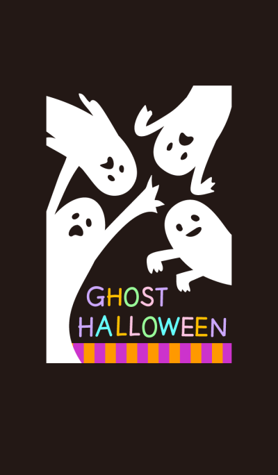 Ghosts Halloween!