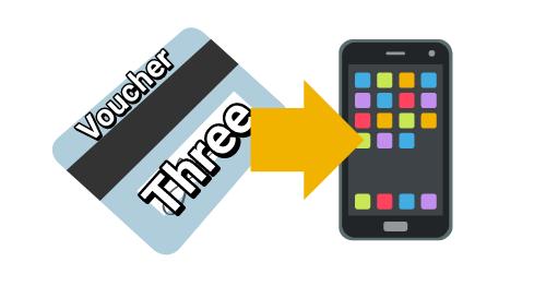 Cara Memasukkan Voucher Tri Three Secara Cepat Dan Mudah Omevan Com