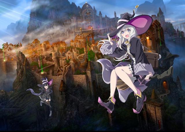 Opening del anime Majo no Tabitabi será interpretado por Ueda Reina