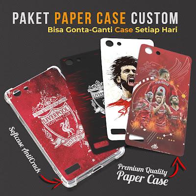 Sticker Banner Mockup Paper Case Custom