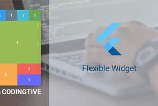 Tutorial Flutter Belajar Flexible Widget Mudah dan Penjelasannya