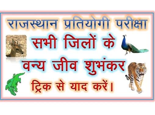 Biodiversity of Rajasthan