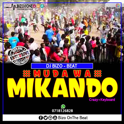AUDIO   DJ BIZO - MUDA WA MIKANDO BEAT LA SINGELI