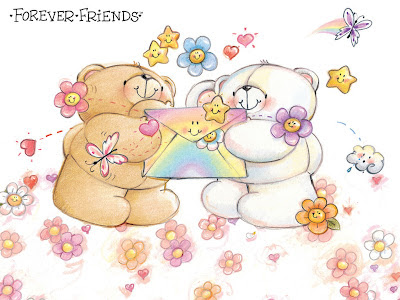 Forever Friends' Cute Wallpapers