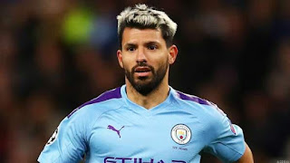 Aguero Involved in Car Accident En Route Man City Training