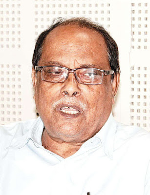 Siliguri Mayor Asok Bhattacharya