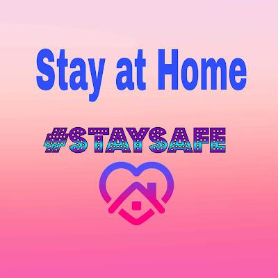 lockdown image for whatsapp 2021, stay home stay safe pic, corona dp download, lockdown dp, corona slogan