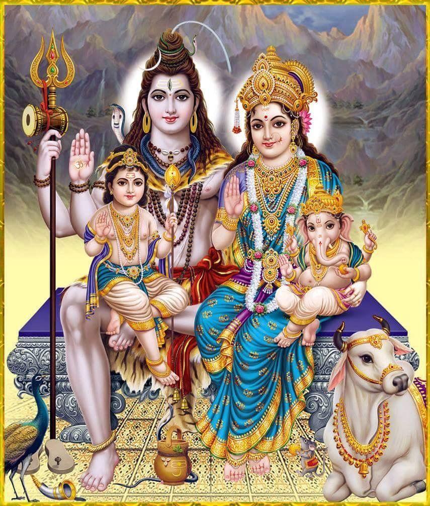 Lord Shiva and Parvati Mata HD Wallpapers 2015 Collection ... |Shiva Parvati Love Wallpaper