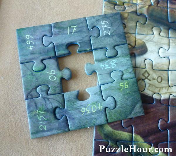 Witches Kitchen escape puzzle solution final answer ravensburger exit jigsaw puzzles