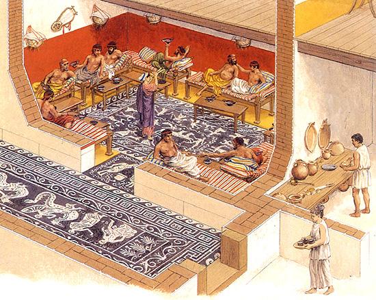I pasti for Cibi tipici di roma