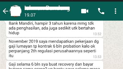 Blokir Sepihak Bank Mandiri (29)
