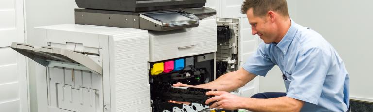 copier machine service
