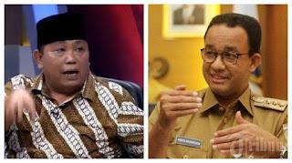 Teori Arief Poyuono: PSBB Anies Baswedan untuk Menggulingkan Kang Mas Jokowi