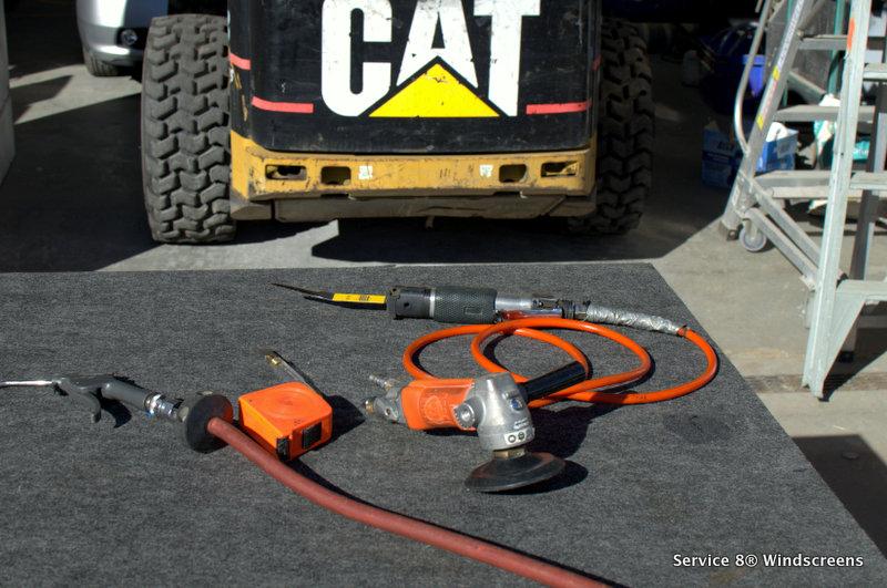CAT 248B Skid Loader Windscreens   Service 8®