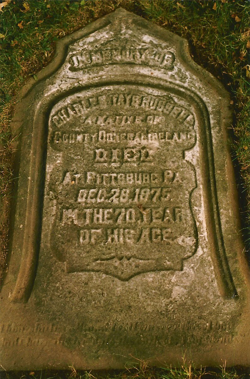 Charles Taze Russell Grave 86768 | LINEBLOG