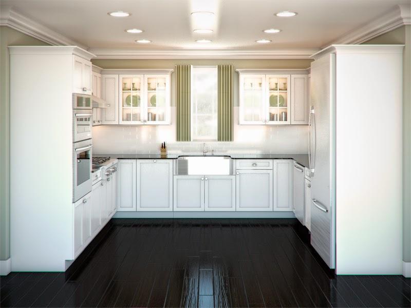 AAMODA kitchen: U-Shaped & L-shaped Modular kitchen Design