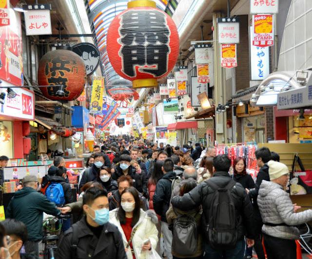 Jepun sekat Kemasukan Pelancong 111 Negara Termasuk Malaysia