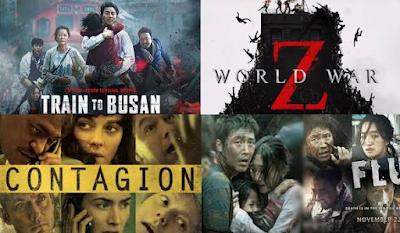 4 Film yang Berkisah Tentang Virus Mematikan Seperti yang Terjadi di Wuhan, China