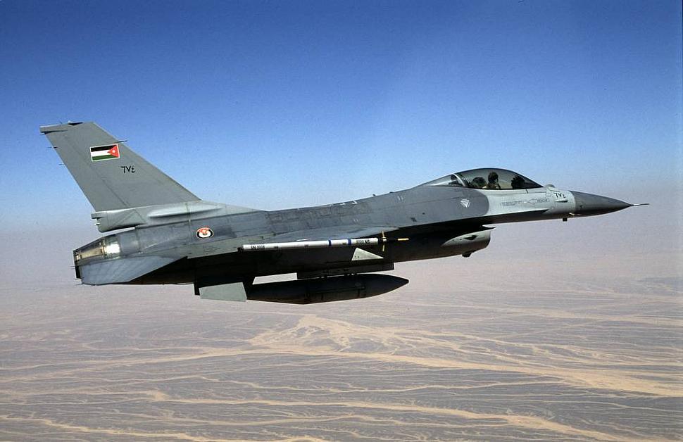JORDANIAN F-16 CRASHES, PILOT KILLED - Blog Before Flight