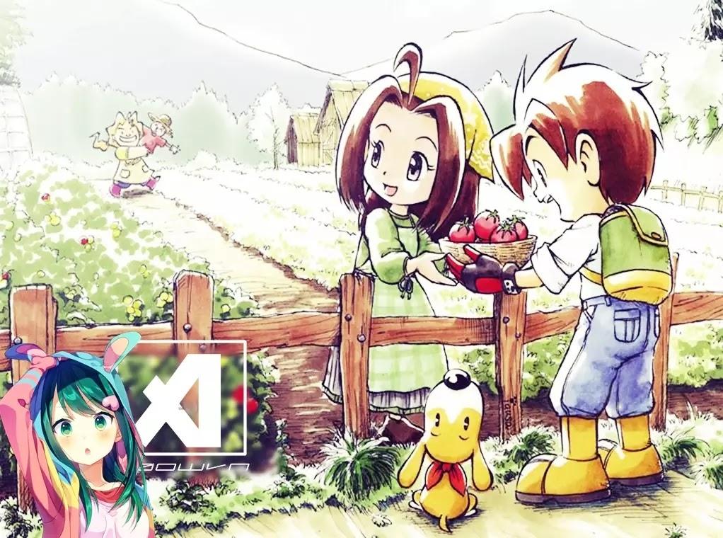 AowVN - [ Offline ] Harvest Moon: Seeds of Memories | Huyền thoại game nông trại đã có trên Android & IOS