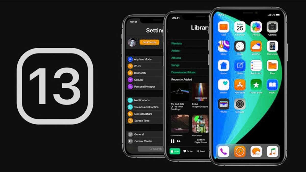 ميزات تحديث iOS 13 الجديد وكيفية تنزيله