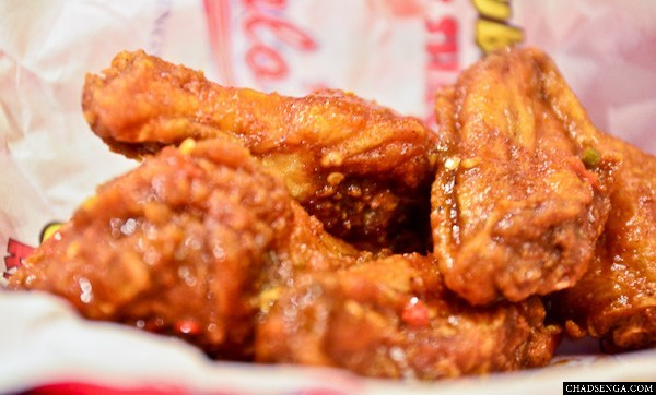 The Ultimate Wingsanity Challenge at Buffalo's Wings N' Things