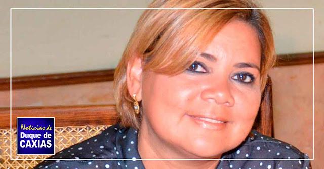 Ex-vereadora de Duque de Caxias, Fatinha, irá disputar uma vaga na ALERJ nas eleições deste ano
