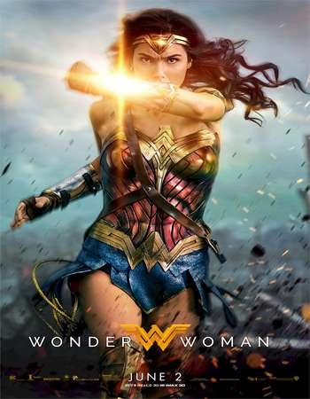Wonder Woman (2017) English (Hindi PGS Subtitle) 720p BluRay x264 1GB