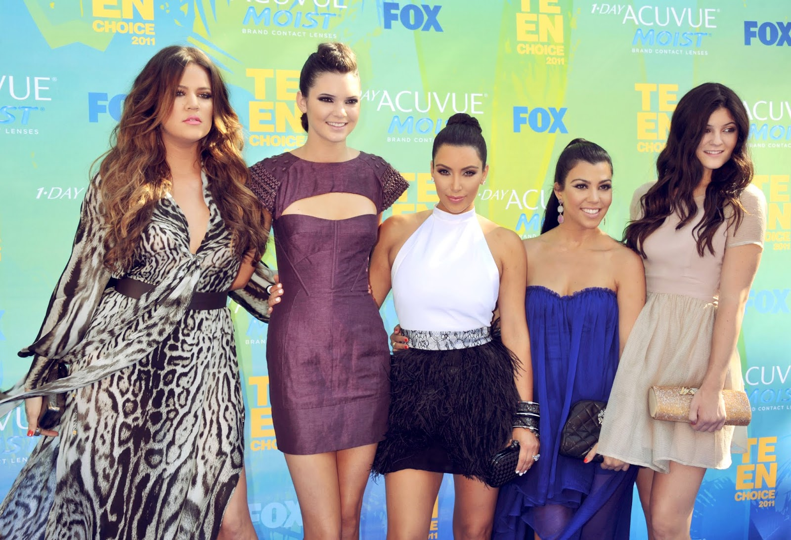 48 - Teen Choice Awards in August 11, 2011