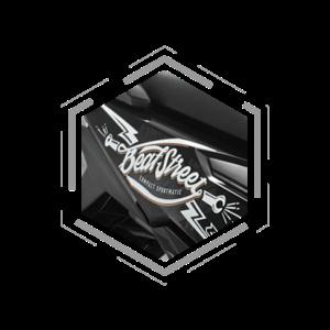 New Striping : BEAT STREET ESP CBS 2018 Anisa Naga Mas Motor Klaten Dealer Asli Resmi Astra Honda Motor Klaten Boyolali Solo Jogja Wonogiri Sragen Karanganyar Magelang Jawa Tengah.