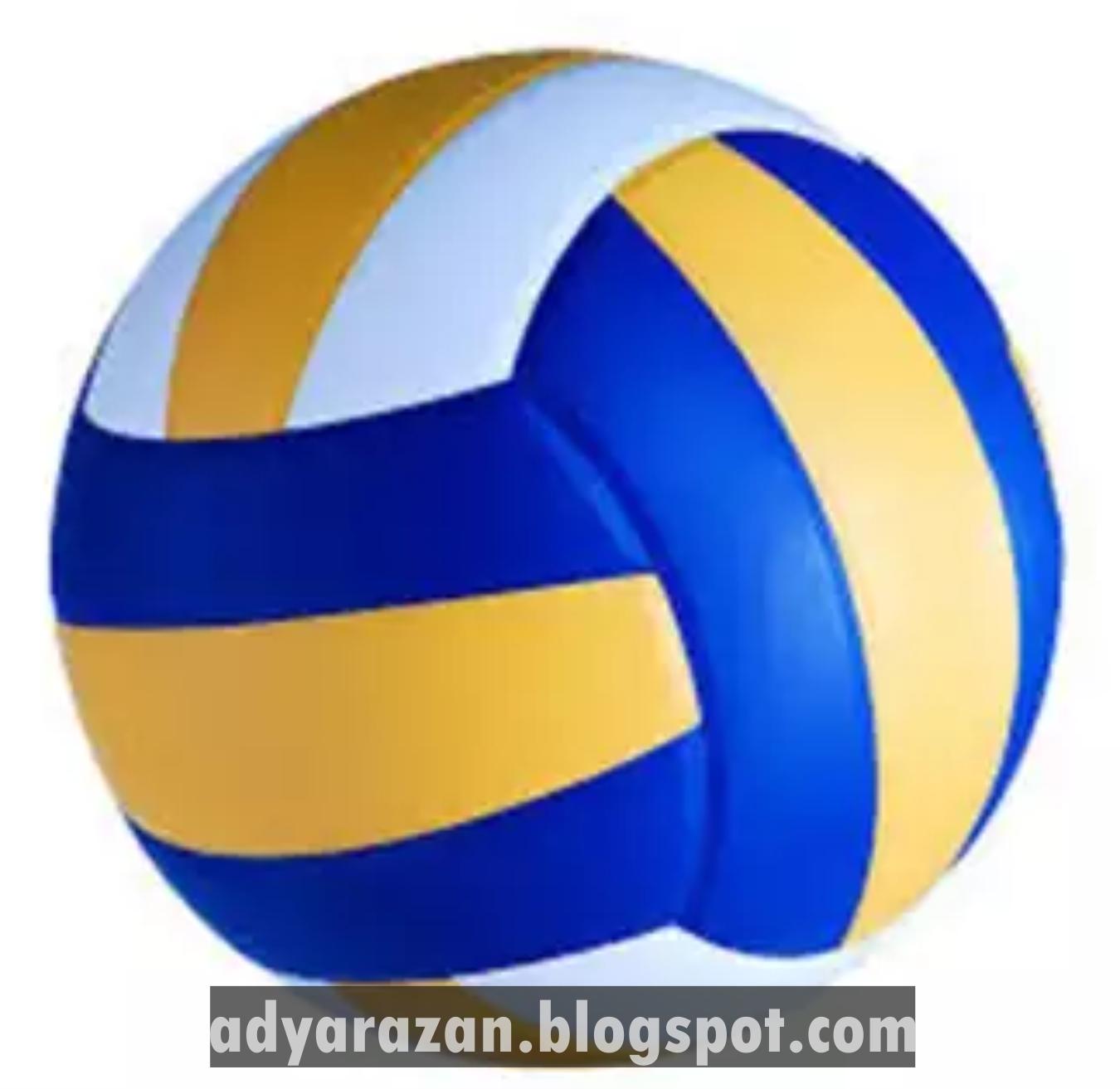 Maka dari itu bola sangat wajib untuk disediakan. Bola voli yang beredar  dipasaran umumnya terbuat dari bahan kulit. Sementara itu mengenai  ukurannya c211cc73e1