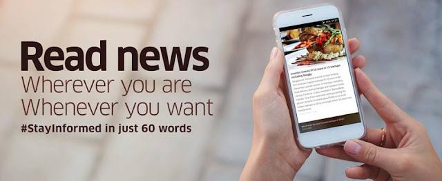 inshorts News app