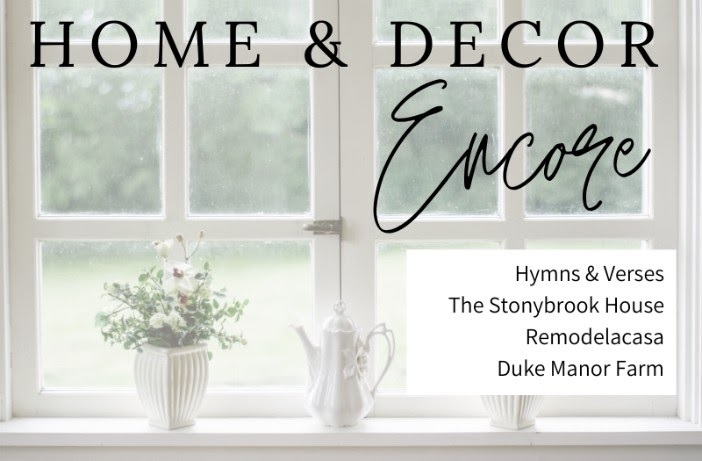 Home And Decor Encore