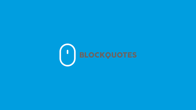 Cara Memasang Fitur Double Click pada Blockquote Blog
