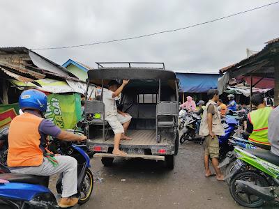 Transportasi di Tanjung Enim, Muara Enim, Sumatera Selatan